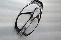 SPE углеродного волокна бутылку клетке велосипедов клеткой черный