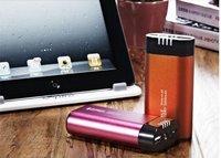 Зарядное устройство для мобильных телефонов MOQ:1pcs, High Quality 5000mAh External Battery Charger Power Bank USB for iPad iPhone Samsung Nokia MOTO, D0063