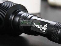 Светодиодный фонарик Trustfire 3T6 5 3800 3 * XML T6 CREE xm/l & 2 * 18650 & &