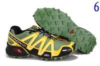 Мужская обувь для бега Salomon Шнуровка