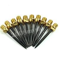 Wholesale 10pcs/lot Harrows Darts Steel Tips Conversion Dart Tip Points Flights Shafts BK