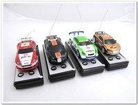 fast shipping rc car 1:63 mini coke can toy  Remote Control R/C Car