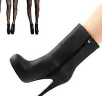 Туфли на высоком каблуке Sexy models New styles, Fashion high heel platform zipper Leisure DRAVUS pumps B202