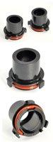 Кабели, переходники и розетки для авто Opel Halogen To HID Bulbs Base Adapter Holders [C193