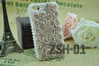 Чехол для для мобильных телефонов hot selling products hot selling diamonds and 3d elegant rose case for apple iphone 4 4s 5 apple iphone 5 accessories