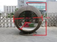 Садовый набор мебели WOLLSON  RC-3035