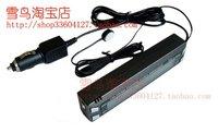 строительный инструмент Auto voltmeter battery voltage meter thermometer clock blue backlight
