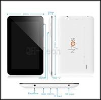 Планшетный ПК Vido N70s android 4.1 tablet pcs RK3066 Dual Core 1.6GHz 7inch 1024x600 HD screen 1GB RAM