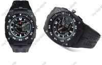 Наручные часы Fast Shipping Fashion Digital Sports Watch Wrist Ohsen Weekday Date Alarm Light Gift Waterproof 0813C