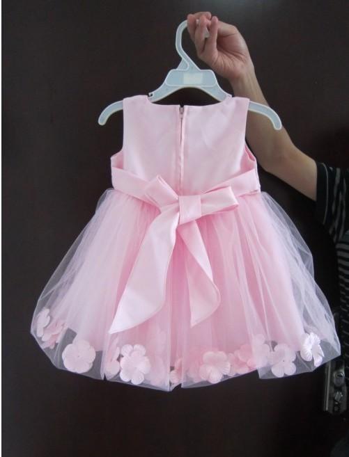 Детское платье на 6 месяцев выкройка
