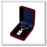 Подарочная коробка для ювелирных изделий Fine quality jewelry box, Necklace box, Velvet jewelry box
