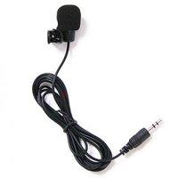 Микрофон Mini Clip Business Stereo Microphone Mic for PC Laptop 01