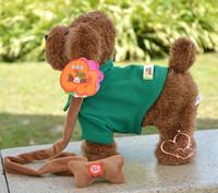 Электронный собака pet смешная игрушка childred игрушка собака забавный подарок для детей ходить собака