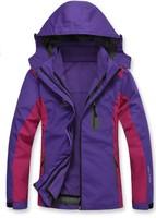Верхняя одежда-Одежда, женское движение альпинизма куртка водонепроницаемая лыжи пальто ветровка