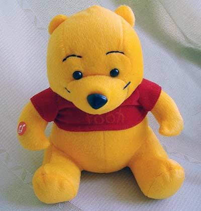 Nouvellement jouets d'ours de dessin animé de jouet