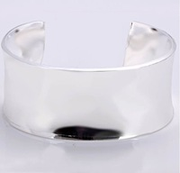 Ювелирные изделия оптом GSSPB042-2/ /men's bracelets, silver plated jewelry, Cuff Bracelets, high quality, factory prices
