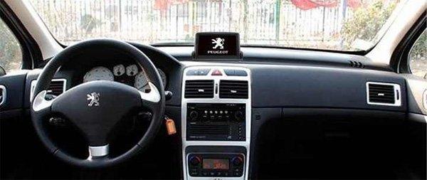 peugeot 307 2005 2012 autoradio poste ecran tactile gps dvd usb sd ipod bluetooth tv autoradio. Black Bedroom Furniture Sets. Home Design Ideas