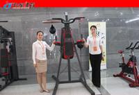 Тренажер иммитурющий верховую езду Handstand training equipment, handstand machine, crystal intelligent inversion equipment elevator fitness equipment household