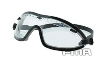 Меховые наушники FMA BOOGIE REGULATOR GOGGLE White tb806