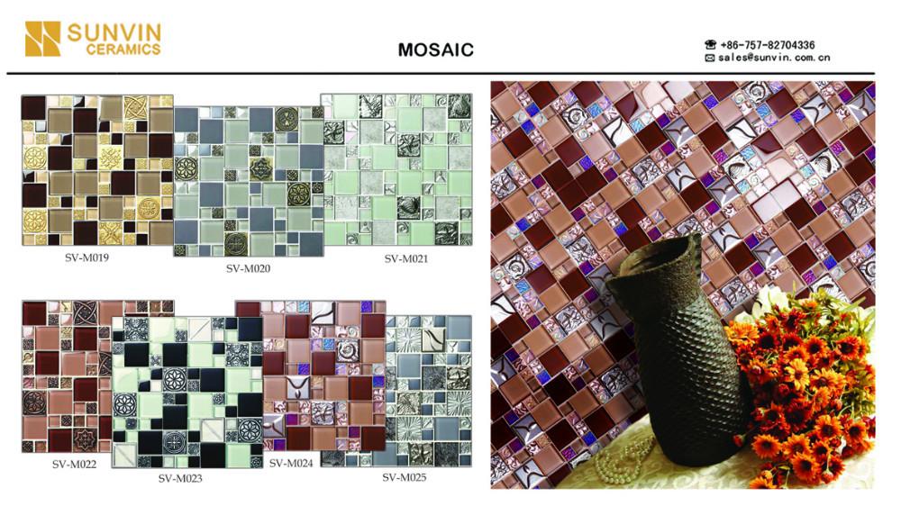 Мозаика из марблс