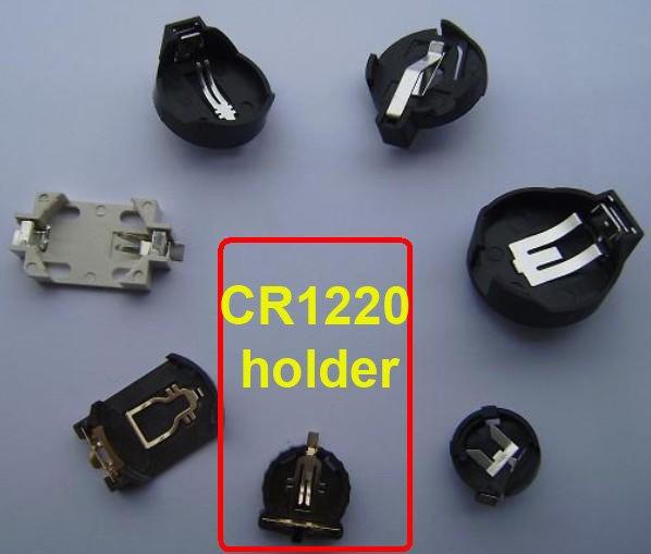 Держатель для батареек cr2032 своими руками