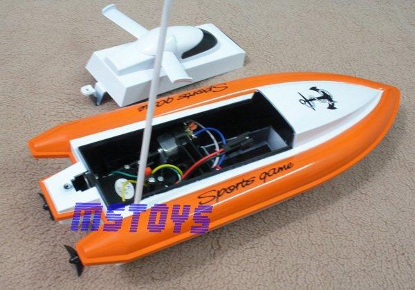 Лодка радиоуправлении своими руками