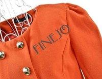 Женская одежда из шерсти 9467# Slim 6colors 9467 brand new