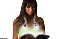 huglight/привел чтении свет/следует легкие гибкие светодиодные руки бесплатно лампа шеи, читая книгу huglight/бесплатно вашу руку
