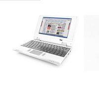 """DHL FREE Shipping-New 7"""" 7 inch Netbook Notebook Mini Laptop PC 1Ghz CPU 4GB 512MB DDR Android 4.0 OS Support  Wifi and Webcam"""