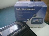 Автомобильный DVD плеер DHL /ems ! 9/dvd FM/IR DC 12v /999