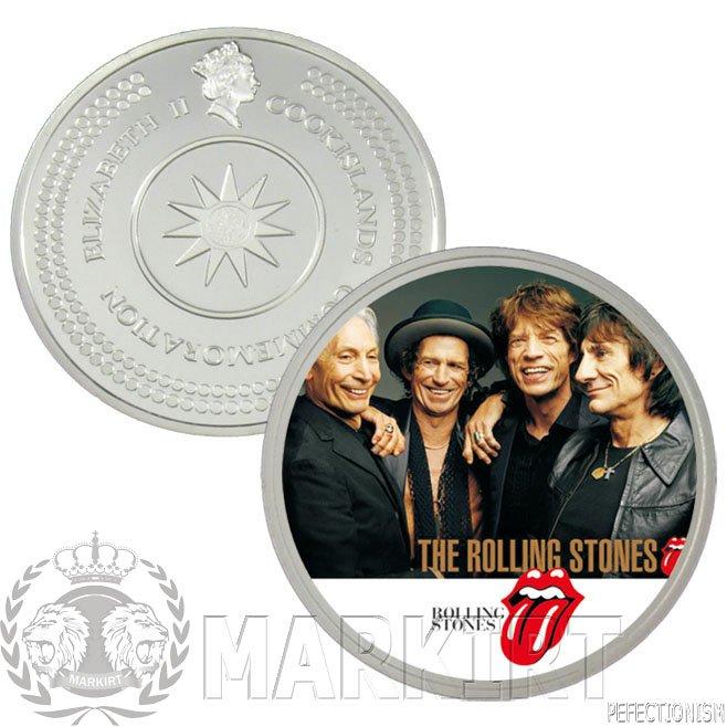 Rolling Stones unter meinem Daumenalbum
