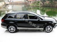 Машина на радиоуправление radio control car toy, 4CH remote control battery power car, 1:14 scale black Audi Q7 rc model car