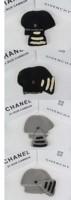 Лучший продавайте! моды новой женщин & мужчин ручной Шапка вязаная шапка рыцарь Кап шлем шапка маска шапку, шапочки