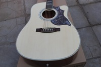 Popular 41inch cheap but good quality acoustic guitar for free shiping!Bulk quantity price cheaper!