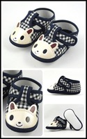 Тапочки для мальчиков TX051 New Newborn Soft Baby Toddler Infant Shoes First Walkers 14 styles 3 sizes 1pair/lot Брезент