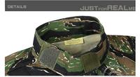 Униформа для медперсонала ABU TRU-SPEC DESERT TIGER STRIPE Camouflage suit sets Army Military uniform combat Airsoft uniform -Only jacket & pants