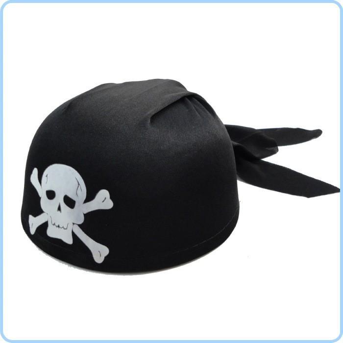 Головной убор пирата своими руками