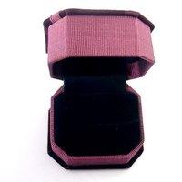 Подарочная коробка для ювелирных изделий Elegant Jewelry Box for Ring & Stud Earrings, Jewelry box, 925 Silver Jewelry Box