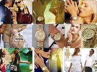 Наручные часы Hot Sale Fashion Quartz MK Wrist Watch Brand Woman Men Best Gift