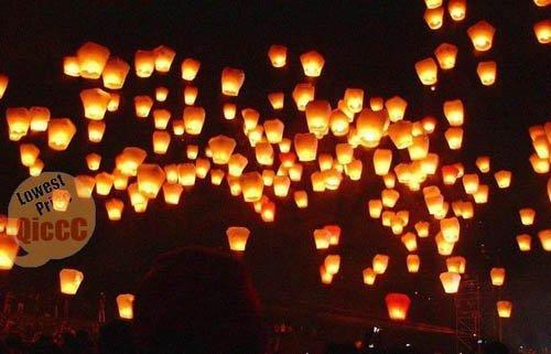 Use forBirthdayWeddingpartnew year sky lanternpaper sky lanternchinese