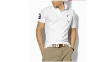 Мужская футболка short sleeve popular man polo shirt, sweater, men leisure shirt, peak polo sports T-shirt, male leisure T-shirt