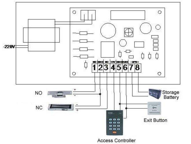 aliexpress com   buy 12v power supply for access control