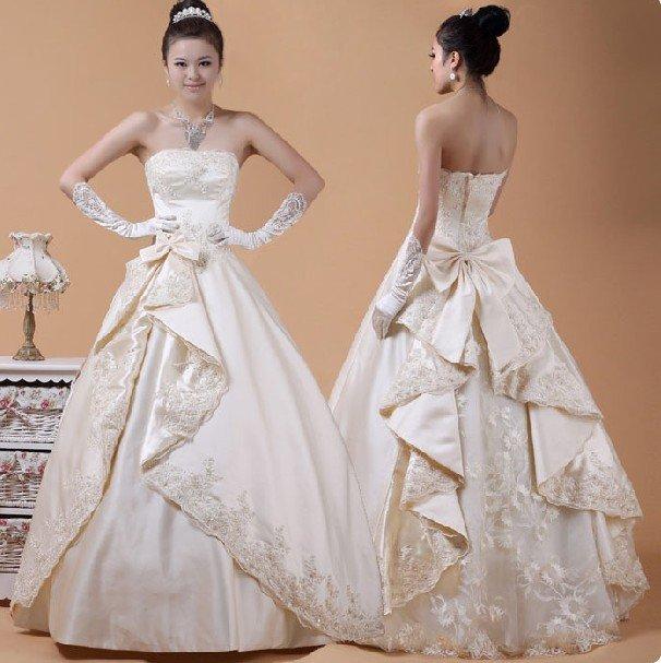 Buy wedding dress popular wedding dress wedding gown Dinierfei wedding