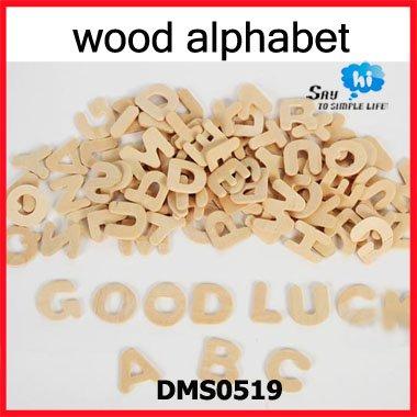 wood alphabet magnets 2