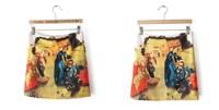 Женская юбка FASHION YOUNG Za Vestido 20140101