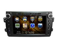 Автомобильный DVD плеер Car DVD player car GPS player For Suzuki SX4 2 DIN Touch screen 8 inch in dash Auto monitor car DVD with GPS Bluetooth Radio RDS