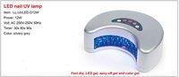 Сушилка для ногтей 2013 Nail art 12 W LED UV LAMP nail tool