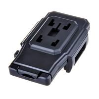 Инвертирующий усилитель мощности Car mount holder charger Dual USB iPhone 5 4S 4 HTC M7 Sony Xperia Z L36a