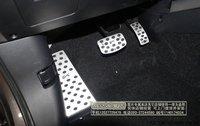 Mitsubishi Outlander EX Evolution X 08 09 10 11 Fuel Brake Foot Rest Pedals AT