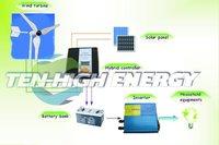 Генератор энергии Ten-high(your logo) Fedex! 100w + 50W + 600W + 300W Off TH-WSH10050